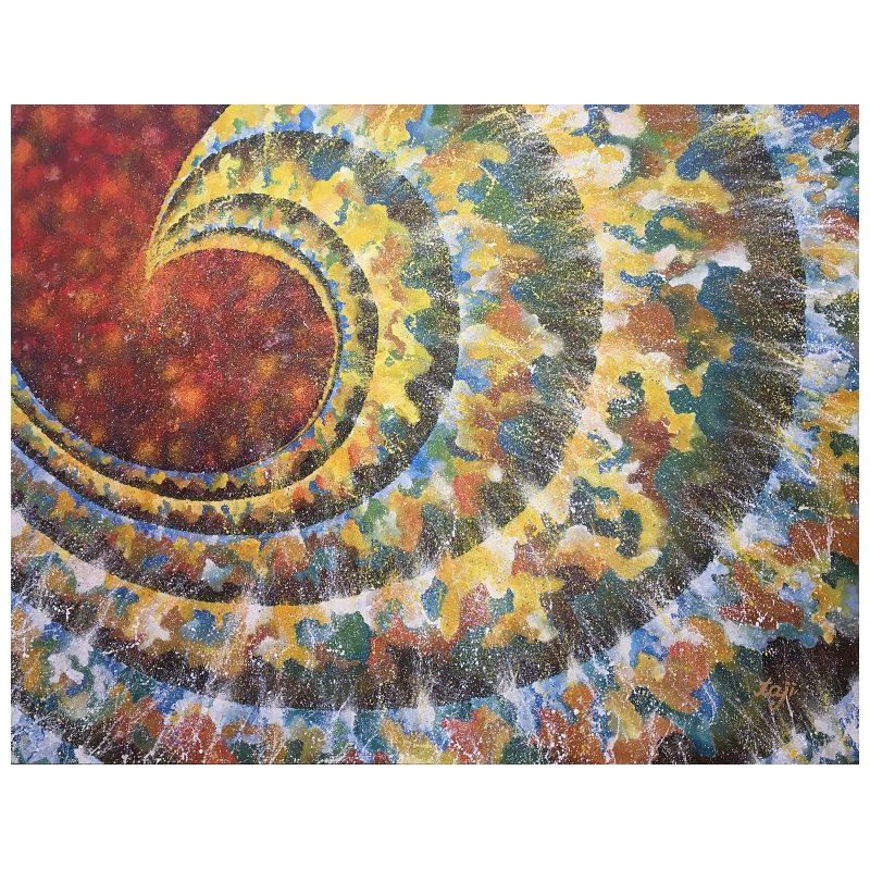 タジの絵画084